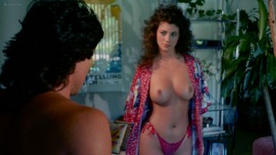 Hope Marie Carlton nude bush Teri Weigel sex in the car Maxine Wasa and other's nude - Savage Beach (1989) HD 1080p BluRay