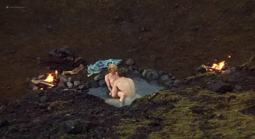 Ingibjörg Stefánsdóttir nude topless and butt - The Viking Sagas (IS-1995) (3)