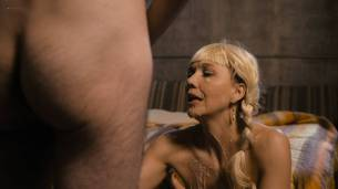 Jamie Neumann nude full frontal, Emily Meade nude sex Maggie Gyllenhaal and other's surprise- The Deuce (2017) s1e2 HD 720-1080p (7)