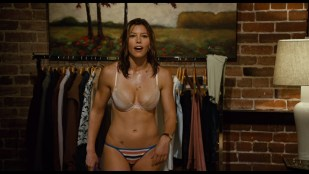 Jessica Biel hot sexy and Adam Sandler groping her boobs others sexy too - I Now Pronounce You Chuck & Larry (2007) HD 1080p BluRay