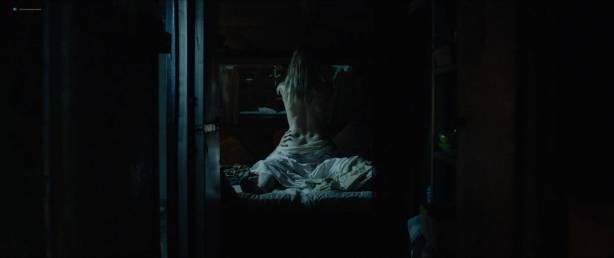 Jessica Madsen nude butt boobs and hot sex - Leatherface (2017) HD 1080p (12)