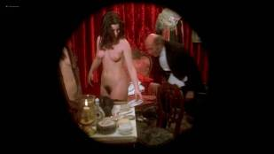 Katya Berger nude full frontal and sex Debra Berger hot lesbian Annie Belle and other's nude - Nana (IT-1983)