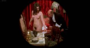 Katya Berger nude full frontal and sex Debra Berger hot lesbian Annie Belle and other's nude - Nana (IT-1983) (13)