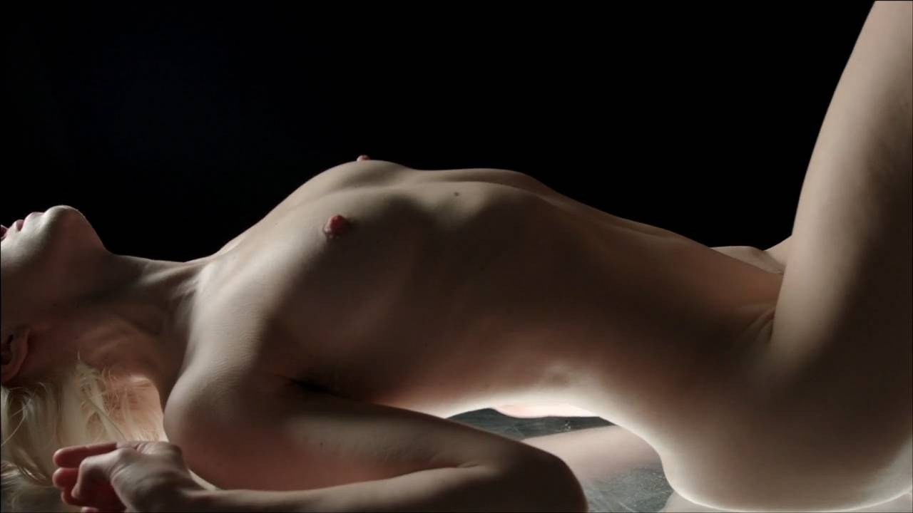Leanne Macomber nude bush boobs a cute singer from Ejecta - Eleanor Lye (2014) HD 720p (6)