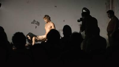 Margarita Levieva nude hot sex Maggie Gyllenhaal see through - The Deuce (2017) s1e3 HD 720 -1080p (14)