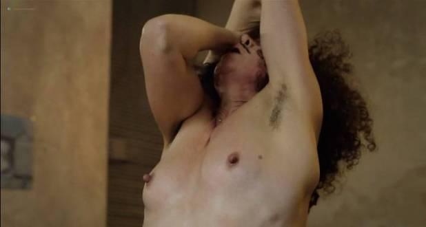 Maria Schrader nude full frontal explicit body parts - Vergiss Mein Ich (DE-2014) (4)
