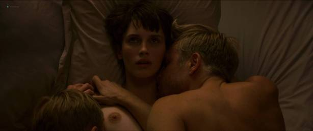 Marine Vacth nude near explicit - L'amant Double (FR-2017) HD 1080p BluRay (13)
