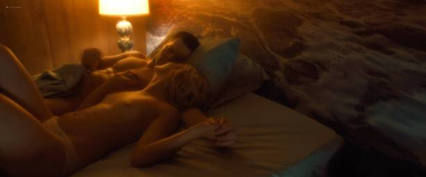 Morganna Bridgers nude hot sex Addison Timlin hot - The Town That Dreaded Sundown (2014) HD 1080p BluRay (9)