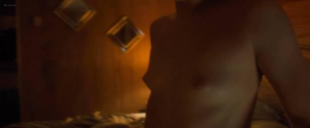 Morganna Bridgers nude hot sex Addison Timlin hot - The Town That Dreaded Sundown (2014) HD 1080p BluRay (7)