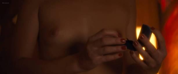 Morganna Bridgers nude hot sex Addison Timlin hot - The Town That Dreaded Sundown (2014) HD 1080p BluRay (6)