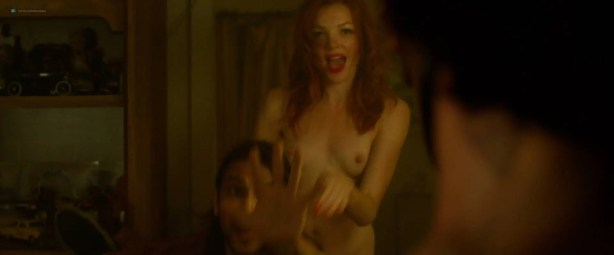 Nicole LaLiberte nude and hot sex Joey King nude covered and Helena Mattsson hot - Smartass (2017) HD 1080p (9)