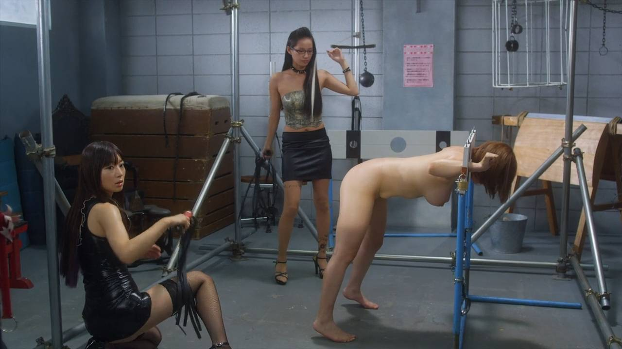 Reiko Hayama nude bush Noriko Kijima, Yuki Mamiya and other's nude, BDSM, lesbian - The Torture Club (2014) HD 720p (13)