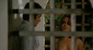 Romy Schneider nude boobs and wet Jane Birkin hot bikini - La Piscine (FR-1969) HDTV (7)