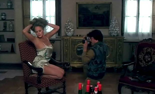 Sylvia Kristel nude topless Ursula Andress hot nip slip Laura Antonelli hot and sexy - Letti Selvaggii (IT-1979) (6)