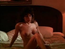 Teri Weigel nude sex Christina Walker and Karen Russell nude too - The Banker (1989)