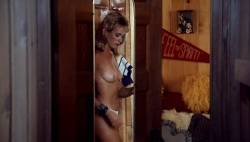 Teri Weigel nude topless Vickie Benson, Betsy Russell and other's hot and sexy - Cheerleader Camp (1988) (8)