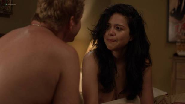 Alyssa Diaz nude nipple - Ray Donovan (2017) s5e11 HD 720p web (6)