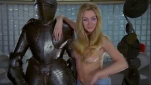 Anna Gaël nude bush butt and explicit body parts - Take Me, Love Me (1970) aka Nana (17)