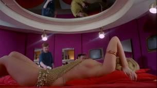 Anna Gaël nude bush butt and explicit body parts - Take Me, Love Me (1970) aka Nana (15)