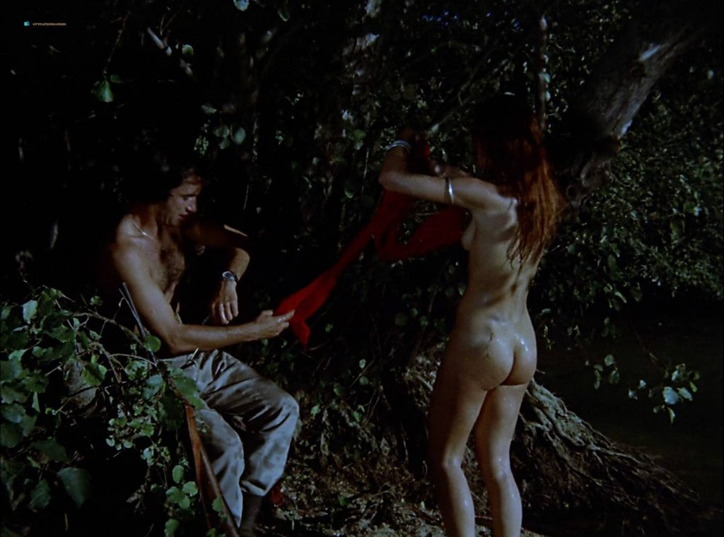 Bárbara Rey nude topless Kali Hansa and other's nude sex - The Night of the Sorcerers (1974) HD 1080p BluRay (4)