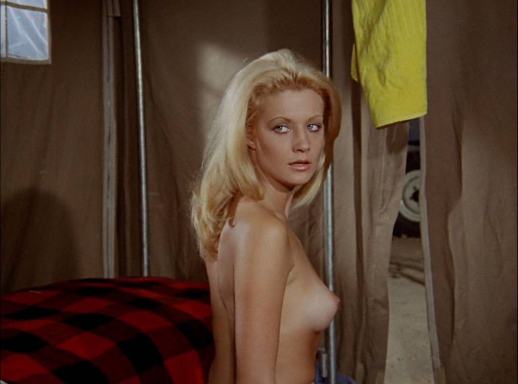 Bárbara Rey nude topless Kali Hansa and other's nude sex - The Night of the Sorcerers (1974) HD 1080p BluRay (2)