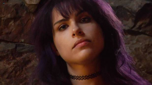 Desiree Akhavan nude brief topless - Creep 2 (2017) HD 1080p Web (4)