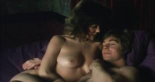 Fiona Lewis nude bush and sex Anna Gaël nude boobs - Blueblood (UK-1973) (5)