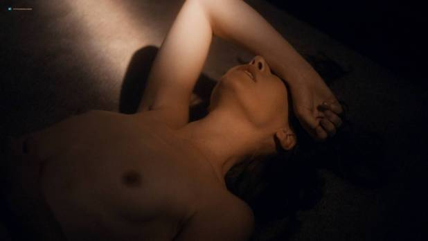 Hannah Gross nude brief topless - Marjorie Prime (2017) HD 1080 Web (6)
