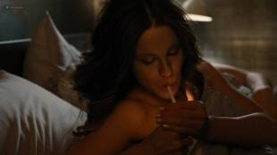 Kate Beckinsale hot and sexy Kiersey Clemons busty in lingerie - The Only Living Boy in New York (2017) HD 1080p Web.
