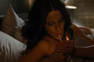 Kate Beckinsale hot and sexy Kiersey Clemons busty in lingerie – The Only Living Boy in New York (2017) HD 1080p Web.