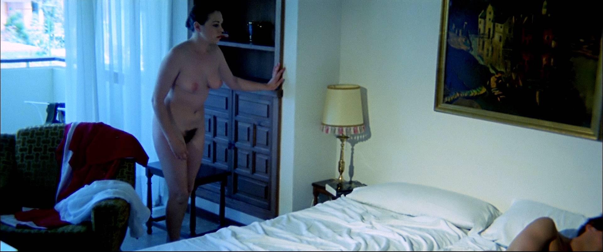 Lina Romay nude full frontal Mari Carmen Nieto, Alicia Príncipe nude too - Night of 1,000 Sexes (SP-1984) HD 1080p BluRay (10)