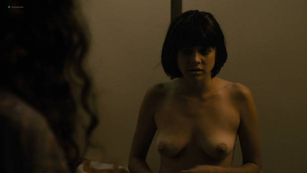 Maggie Gyllenhaal nude bush and sex Emily Meade nude sex others nude - The Deuce (2017) s1e7 HD 1080p Web (11)