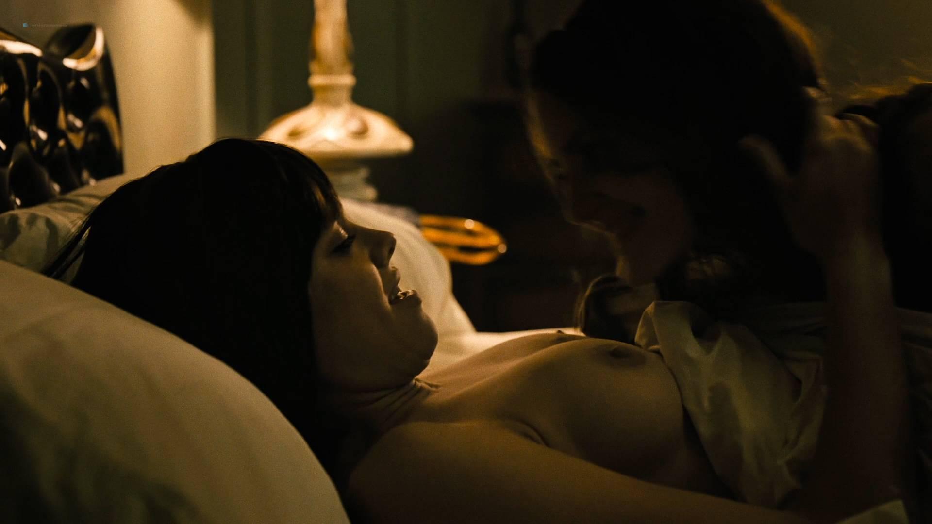 Maggie Gyllenhaal nude oral Margarita Levieva nude sex Kayla Foster lesbian - The Deuce (2017) s1e4 HD1080p (15)