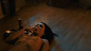 Noomi Rapace nude lesbian with Yasmine Garbi Lena Endre hot - The Girl Who Played With Fire (SE-2009) HD 1080p (10)