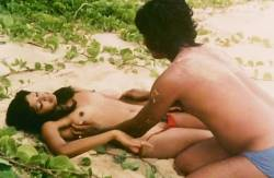 Olivia Pascal nude bush Bea Fiedler nude full frontal other's nude - Die Insel der tausend Freuden (DE-1978) (19)