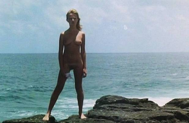 Olivia Pascal nude bush Bea Fiedler nude full frontal other's nude - Die Insel der tausend Freuden (DE-1978) (6)