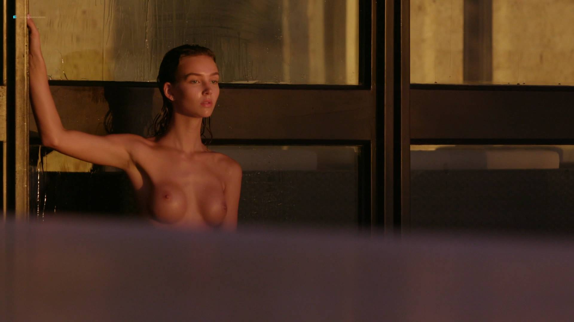 Rachel Cook nude Jessica Clements, Ebonee Davis and others all nude - Nude (2017) HD 1080p (5)