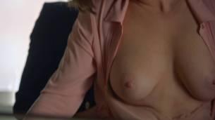 Rebecca Amzallag nude topless and sex - Slasher (2017) s2e6 HD 1080p Web (9)