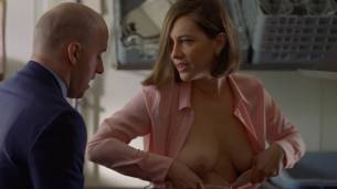 Rebecca Amzallag nude topless and sex - Slasher (2017) s2e6 HD 1080p Web (4)