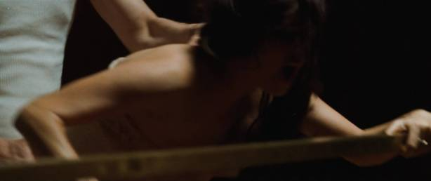 Rosamund Pike hot butt and sex Mia Wasikowska sex nipple, others topless - The Man with the Iron Heart (2017) HD 1080p (18)