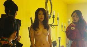 Ami Tomite nude full frontal and sex Honoka Ishibashi, Ami Fukuda, Mariko Tsutsui all nude - Antiporno (JP-2016) HD 1080p (11)