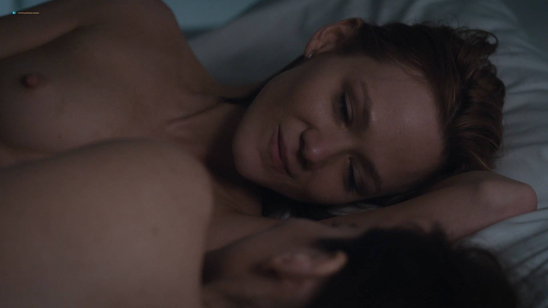 Anna Friel nude and lesbian sex with Louisa Krause - The Girlfriend Experience (2017) s2e3 HD 1080p Web (2)