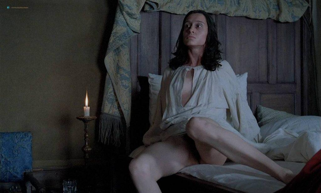 Anne Brochet nude full frontal and Carole Richert nude bush - Tous Les Matins Du Monde (FR-1991) HD 720p BluRay (3)