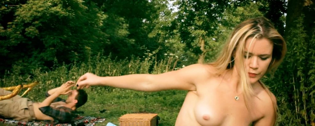Camilla Rowland nude topless Rosie Pearson and others nude too - Cute Little Buggers (2017) HD 1080p (9)