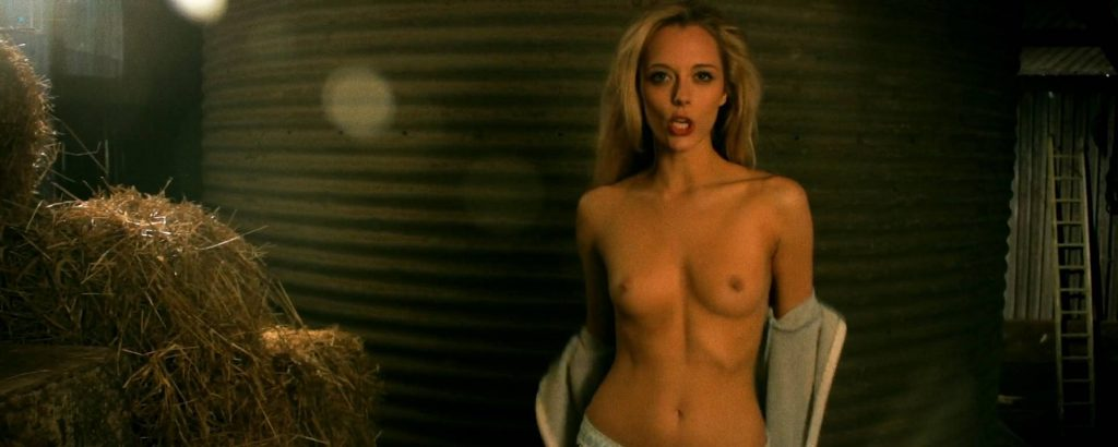 Camilla Rowland nude topless Rosie Pearson and others nude too - Cute Little Buggers (2017) HD 1080p (3)
