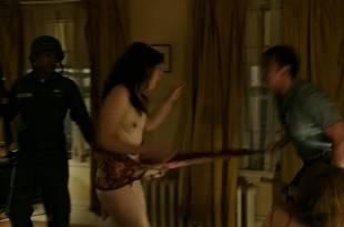 Hannah Murray nude topless – Detroit (2017) HD 1080p
