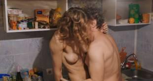 Irina Gorbacheva nude in the shower and nude sex - Aritmiya (RU-2017) HD 1080p (6)