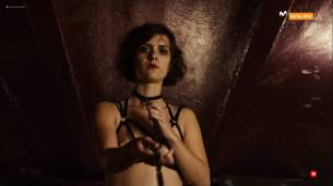 Liv Lisa Fries nude topless Severija Janusauskaite nude topless and butt - Babylon Berlin (DE-2017) S01 HDTV 1080p (11)