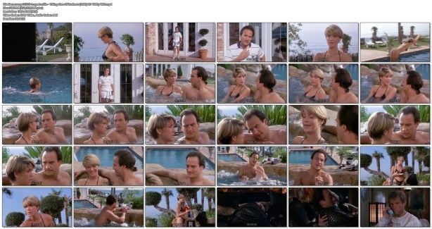 Loryn Locklin nude sideboob and hot in tong - Taking Care Of Business (1990) HD 1080p WEB 17