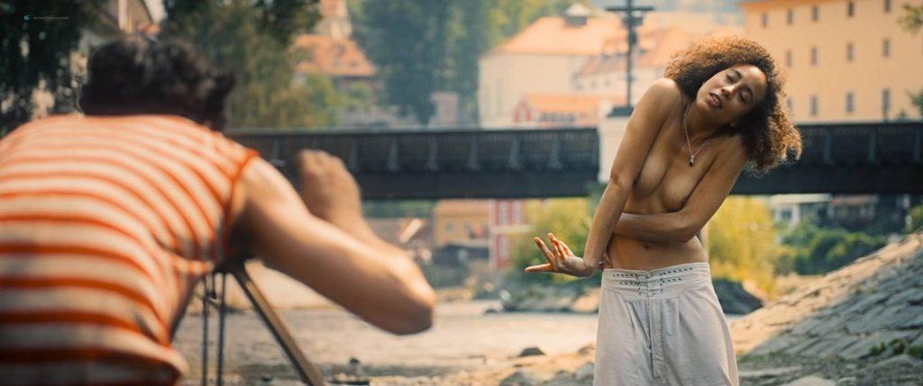 Maresi Riegner nude full frontal Larissa Breidbach nude bush Valerie Pachner nude - Egon Schiele: Tod und Mädchen (AT-2016) HD 1080p BluRay (6)